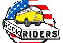 Book Riders | Viaggi sulle strade dei grandi scrittori americani