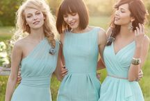 Bridesmaids  / All things bridesmaids; gifts, poses, dresses, todo list,