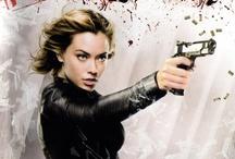 Painkiller Jane / Aksiyon ve bilimkurgu bir arada! Süper güçlü, süper gizemli, süper çekici...