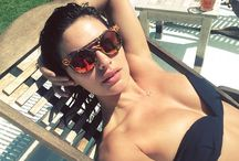 Alyssa Miller / One of my favorite models....My lady crush everyday