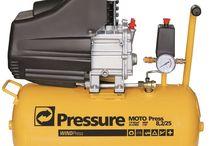 Compressor de Ar Moto Press 8,2 25L 220V Linha Hobby