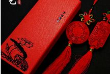 Traditional Chinese knot / This is a kind of Chinese famous ornament for protect and make wish for families, friends,guests