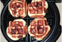 Whip out the Waffle Iron / by Janet Pasqua
