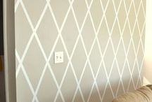 Home painting walls / #painting #wall #home #deco