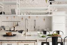 KD 101 - Industrial Kitchens / Kitchen Design 101 - Celebrating Industrial Kitchens