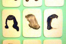 Peinados vintage