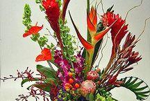 Floral design / by Joy Demetrious