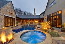Home - Exteriors / by Mini Willow