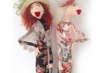 куклы-примитивы