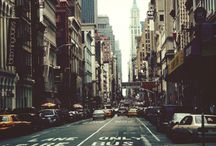 nyc. / by Janise W.