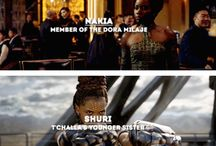 Black Panther/ Chadwick Boseman
