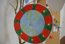 25 de abril | Desenhos 2.º e 3.º CEB