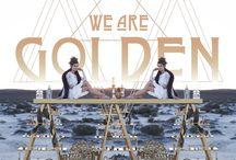 We are Golden Spring 16' Lookbook