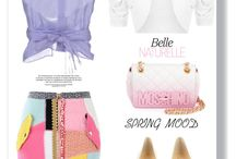 Polyvore - My Top Fashion Sets / My fashion creations.