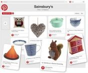 Sainsburys Autumn Dream Home