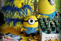 Despicable ME Party / by Angela Hoover