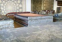 Interior of Rita Oriental Rugs / 3040 N. Lincoln Avenue Chicago, IL 60657  (773) 880 - 0031