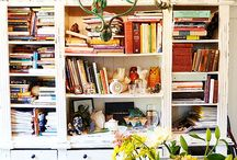 bookshelves / by Clementine Ford