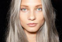 Ash Blonde Hair / #AshBlonde #haircolor