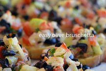 Mediteráni könnyű finomságok