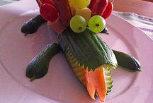Fruit or vegi Deco