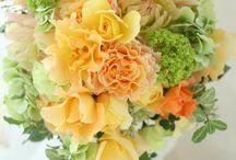 結婚式カラー