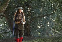 Hunting & Field Sports Clothing / by elledee