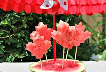 Canada Day! / by Sarah Baier