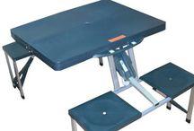 Раскладе столы