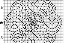 Cross - stitch - Miscellaneous / Miscellaneous patterns for cross stitch