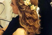 Hochzeits Blumenkranz