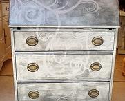 Studio Ideas - Furniture / Ideas for my dream studio. Someday.