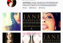 Instagram.com/janebordeaux • Join Over 2,500+ Followers of @janebordeaux / Follow Jane Bordeaux Music on INSTAGRAM •Instagram.com/janebordeaux • Join Over 2,500+ Followers of @janebordeaux