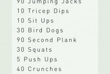 Work out im going to do