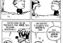 Um amor chamado Calvin e Haroldo