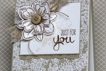 Cards-Stampin Up 2 / by Debbie Peters