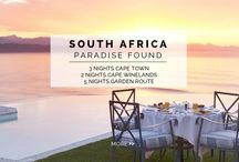 Experience - Paradise Found / Venture outward from the magical Cape Town, through the winelands and along the picturesque towns of the Garden Route on this 11 NIGHT / 12 DAY ROMANTIC EXPERIENCE.