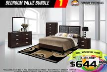JMD Bedroom Value Bundle / JMD Bedroom Value Bundle #JMDFurniture #bedroom #furniture #bedset #beds #cheapbedroomfurniture