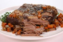 Recipes to try - Beef / by Jill Winter
