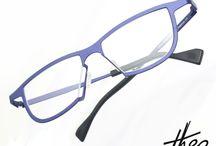 THEO EYEWEAR 2015 / Οι Βέλγοι δημιουργοί, Wim Somers και Patrick Hoet, μας εντυπωσιάζουν με τους χειροποίητους σκελετούς της Theo eyewear.