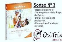 SORTEOS FACEBOOK OCITRIP