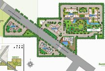 agrante beethoven 8 layout map gurgaon