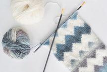 Knitwear / Scarves
