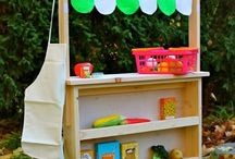 Kids Wooden Play