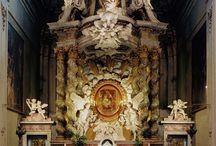 olasz oltárok