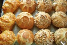 Rezepte Brot, Brötchen