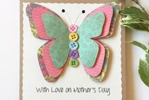 Mothering cards