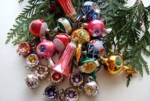 Holidays / vintage Christmas decor