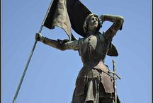 Jeanne D'Arc / School project