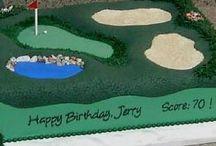 Cakes golf
